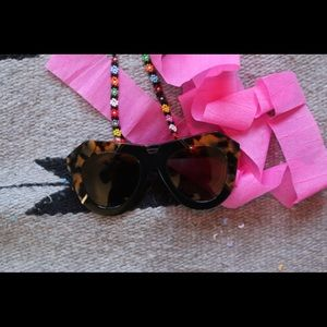 Karen Walker Geometric Meadow Sunglasses